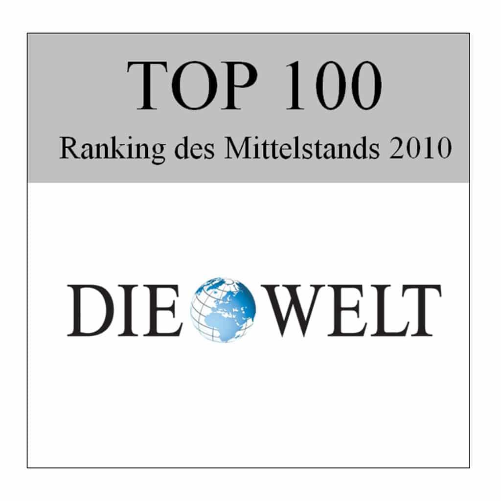 Die Welt Top 100