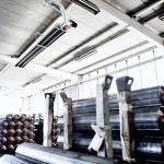 The calorSchwank is a tube heater of the Schwank brand.