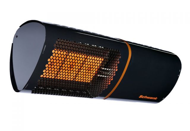 Product picture of the terrace heater lunaSchwank from Schwank.