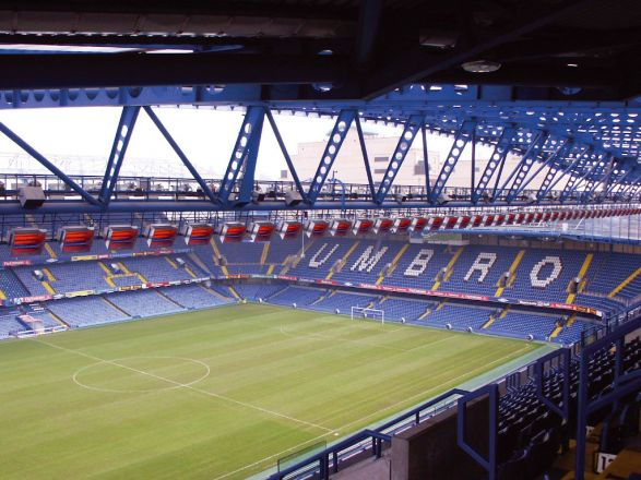 Football stadium heating systems